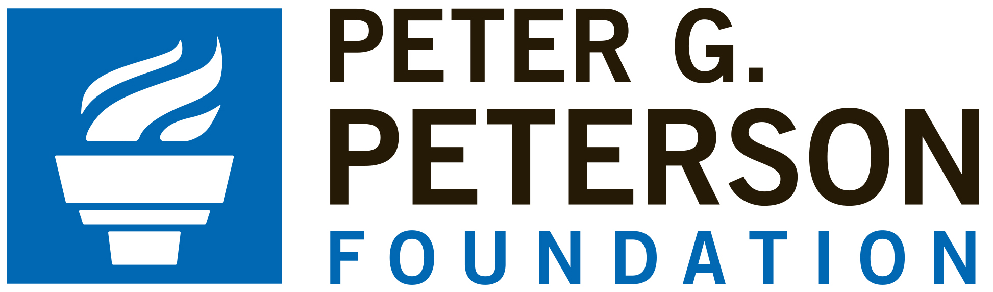 PeterGPeterson_logo