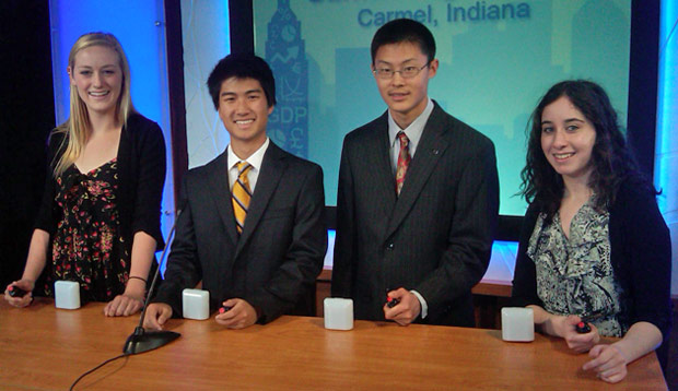 2012 National Economics Challenge Participants