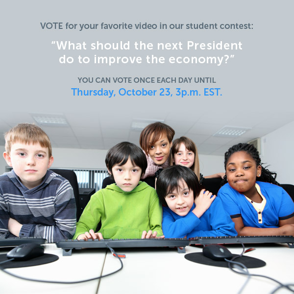 Vote for your favorite video