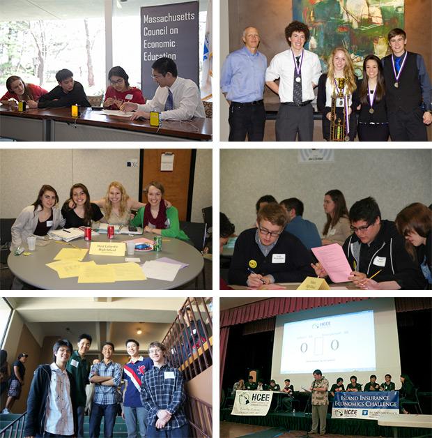 2013 National Economics Challenge Finalist Teams