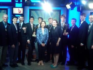 2013 Econ Challenge winners