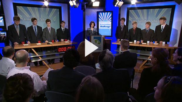 2013 National Economics Challenge Finals