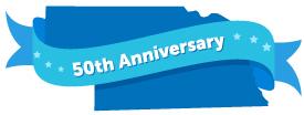 Nebraska Council 50th Anniversary