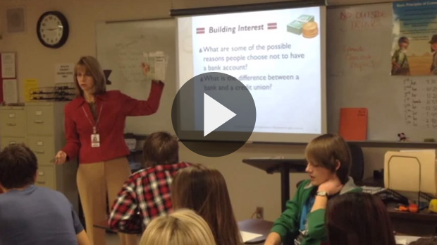 OK Students Learn the Value of Financial Education video