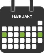 February - This Day in History