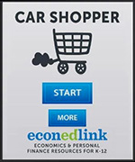 Car Shopper app