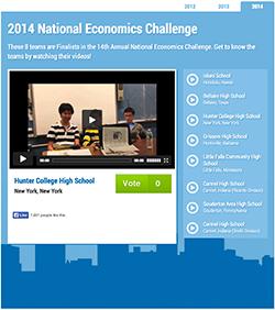 Finalist Video Vote