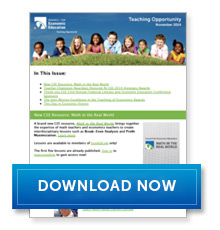 Download Teaching Opportunity - November 2014