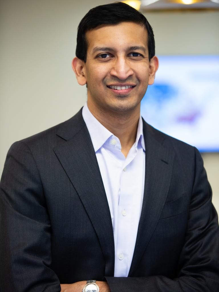 Raj Chetty, Harvard University